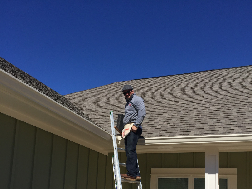 About The Roofing Company