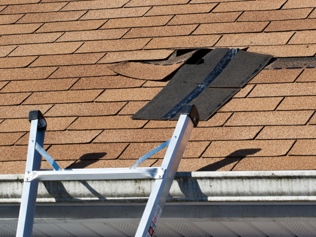 Other signs you need roof repair